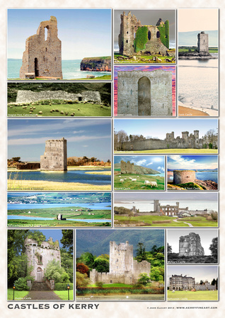 CASTLES OF KERRY